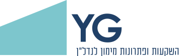 השקעות נדלן | יעוץ ופתרונות מימון | חברת YG Investments